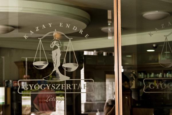 Letenye, Kazay Endre Gyógyszertár